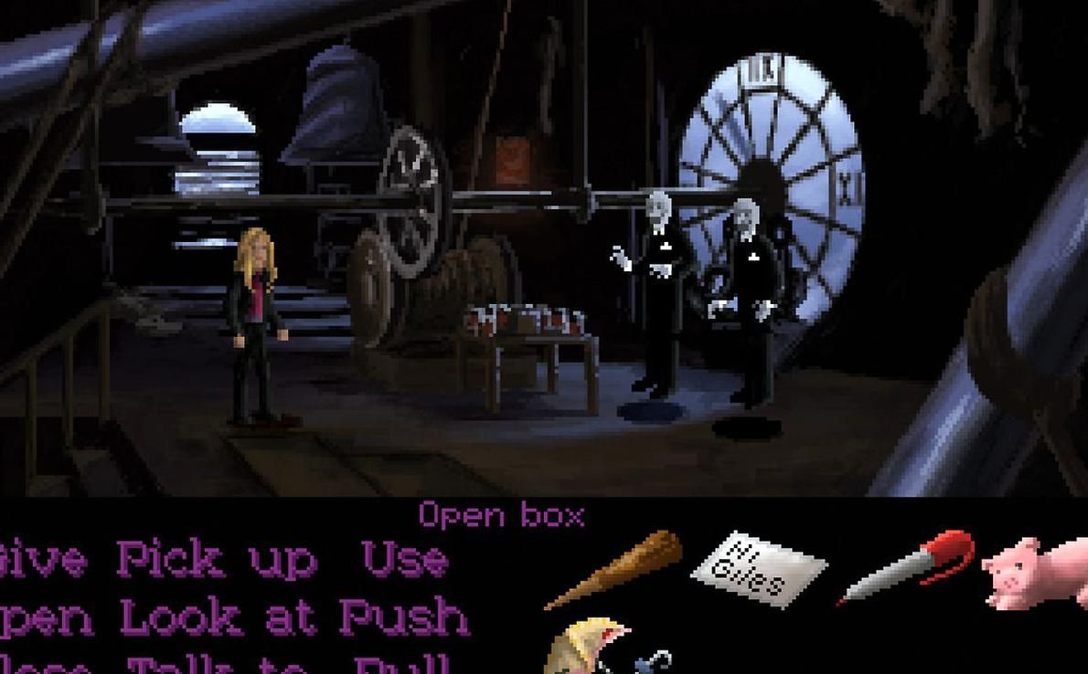 Buffy The Vampire Slayer As A Lucasarts Point And Click Adventure Game This Was A Lot Of Fun To Do Part In 2020 Writing Exercises Buffy The Vampire Slayer Typing Games