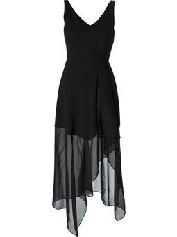 'Dahama Register' dress