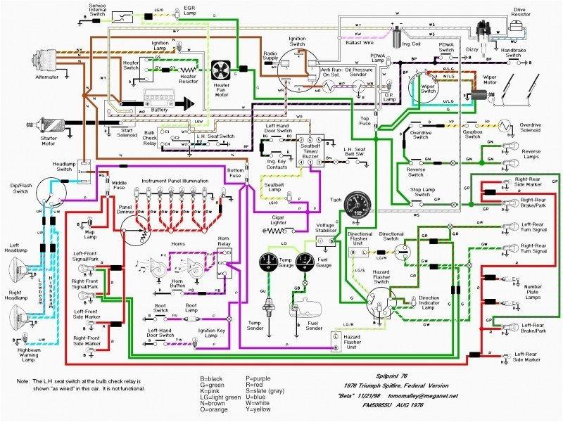 Draw Automotive Wiring Diagram