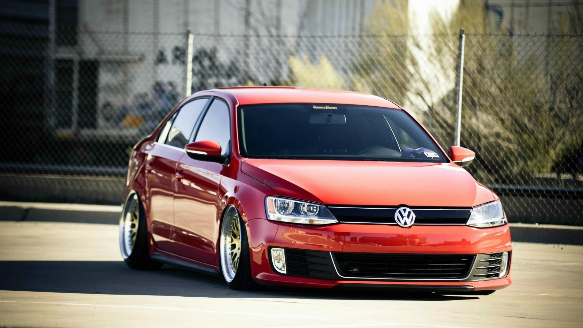 volkswagen jetta gli tuning custom rims low car hd wallpaper zoomwalls projects to try. Black Bedroom Furniture Sets. Home Design Ideas
