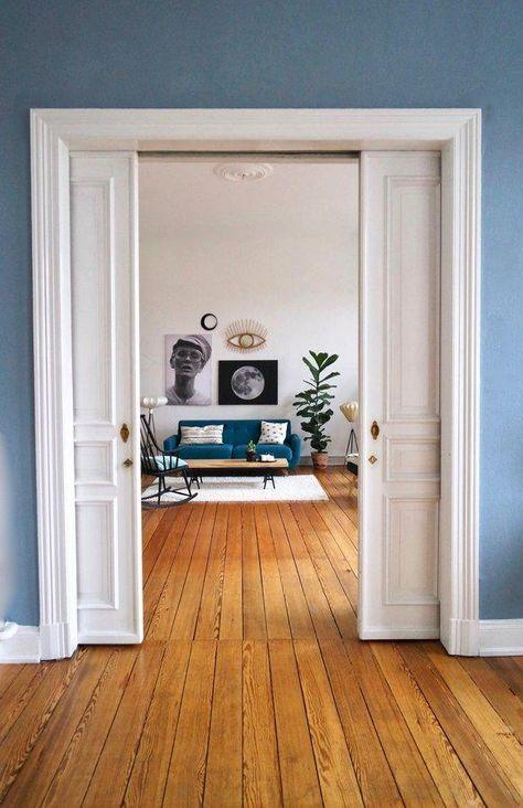 jugendstilwohnung an der nordsee architektur pinterest wohnzimmer altbau und wohnen. Black Bedroom Furniture Sets. Home Design Ideas