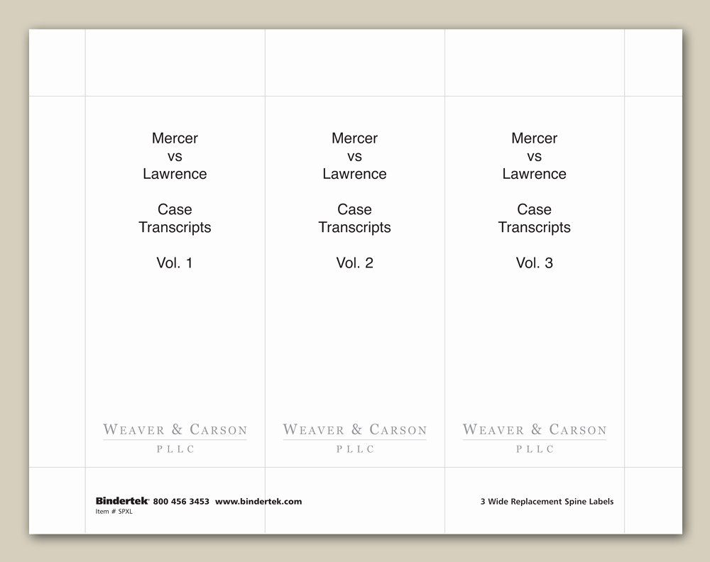 Binder Label Template Free New Insertable Spine Labels For 4 Wide Binders Binder Spine Labels Label Templates Binder Labels