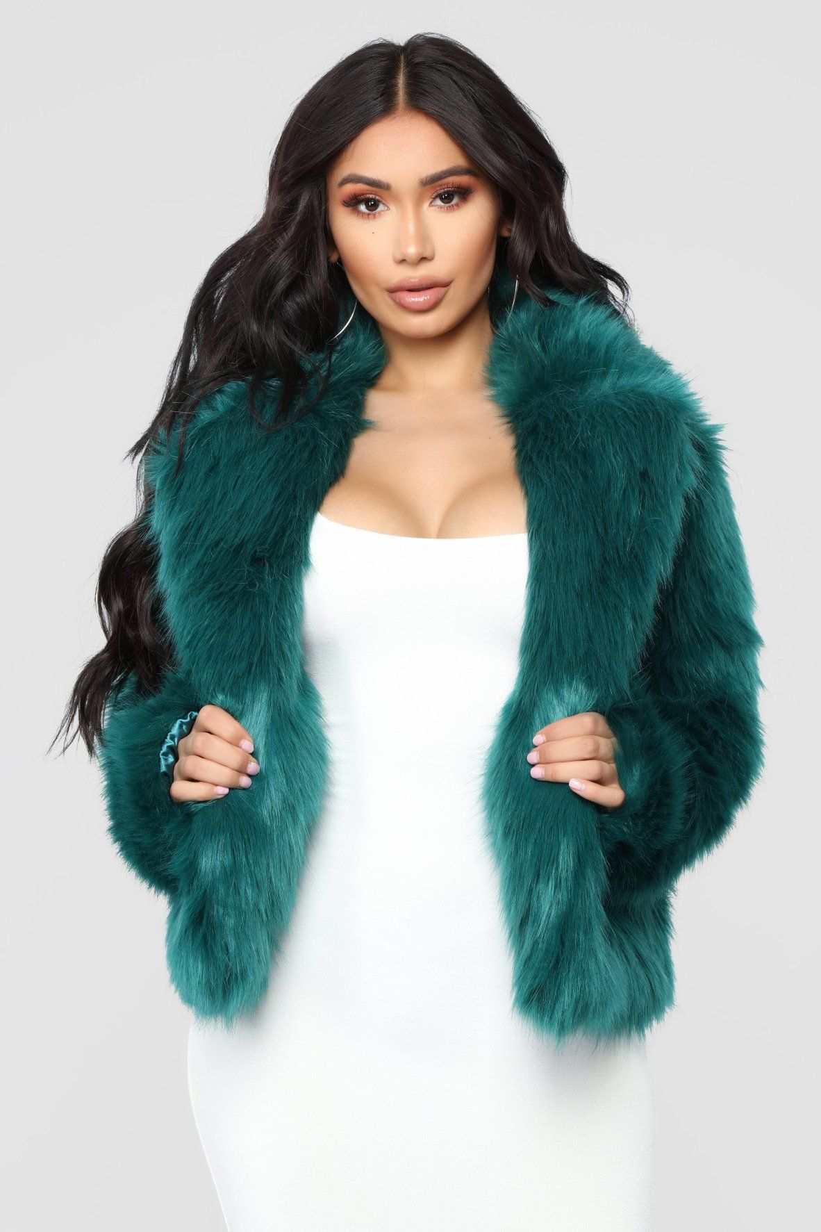 12 Faux Fur Coats You Can Slay All Day This Winter Fur