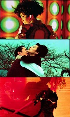 2046, a film by Wong Kar Wai. Set in 1960, 2046 and room 2047