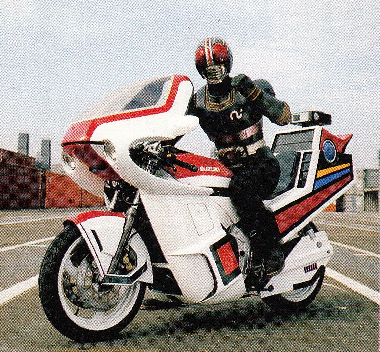 ロードセクター『仮面ライダーBLACK』 | mask rider | 仮面ライダー ...