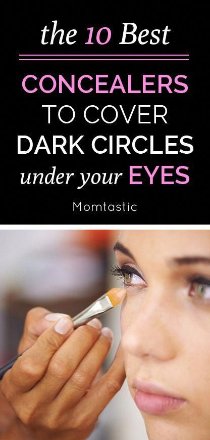 The 10 Best Concealers That Hide Dark Circles Under Your ...