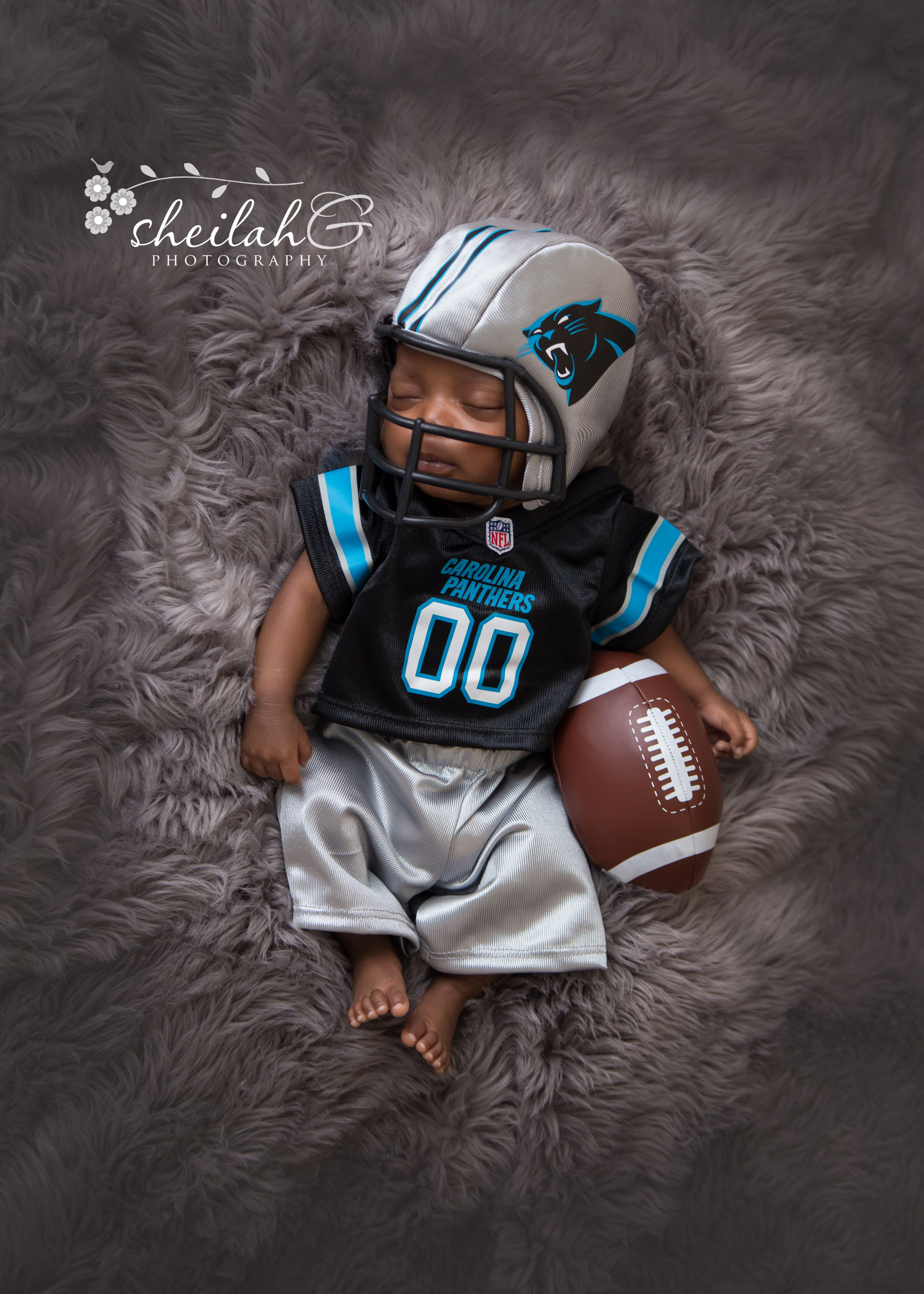 brand new d736c 01f0a Newborn Photography, NFL Super Bowl 50, Carolina Panthers ...