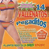 14 Vallenatos Pegaditos [CD]