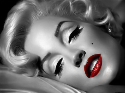 Love Marilyn, Love Red in B
