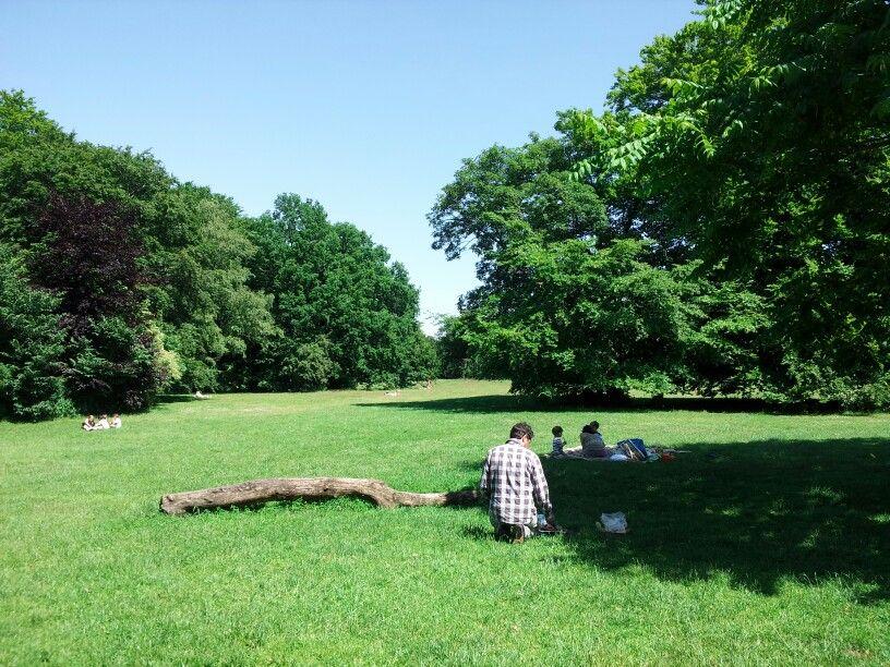 Beijers Park 7 juni 2014.
