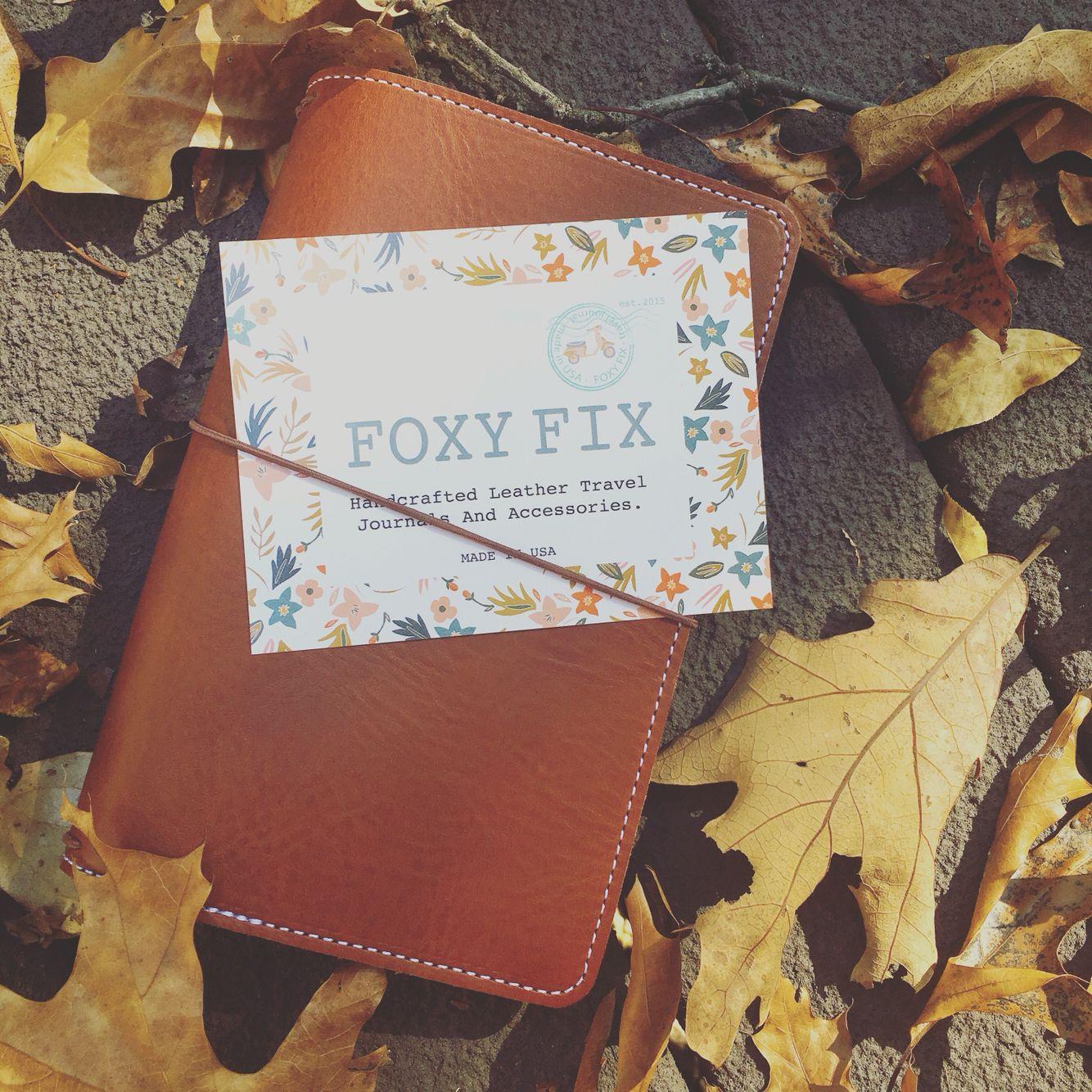 Foxy Fix.