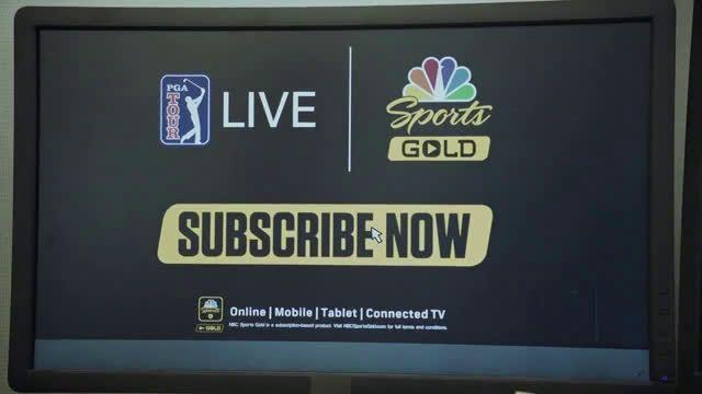 VIDEO NBC Sports Gold PGA Tour Live Goodbye Mundane