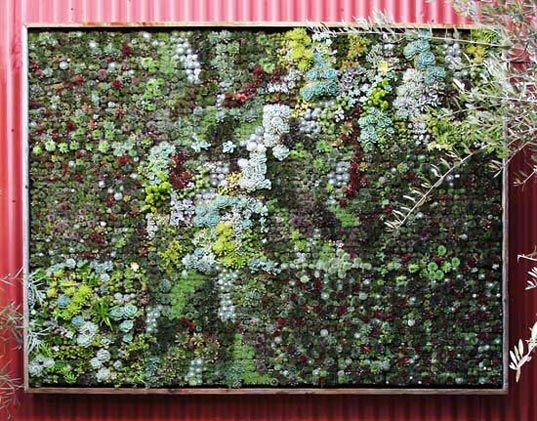 Flora Grubb Panels Let You Design Your Own Vertical Garden
