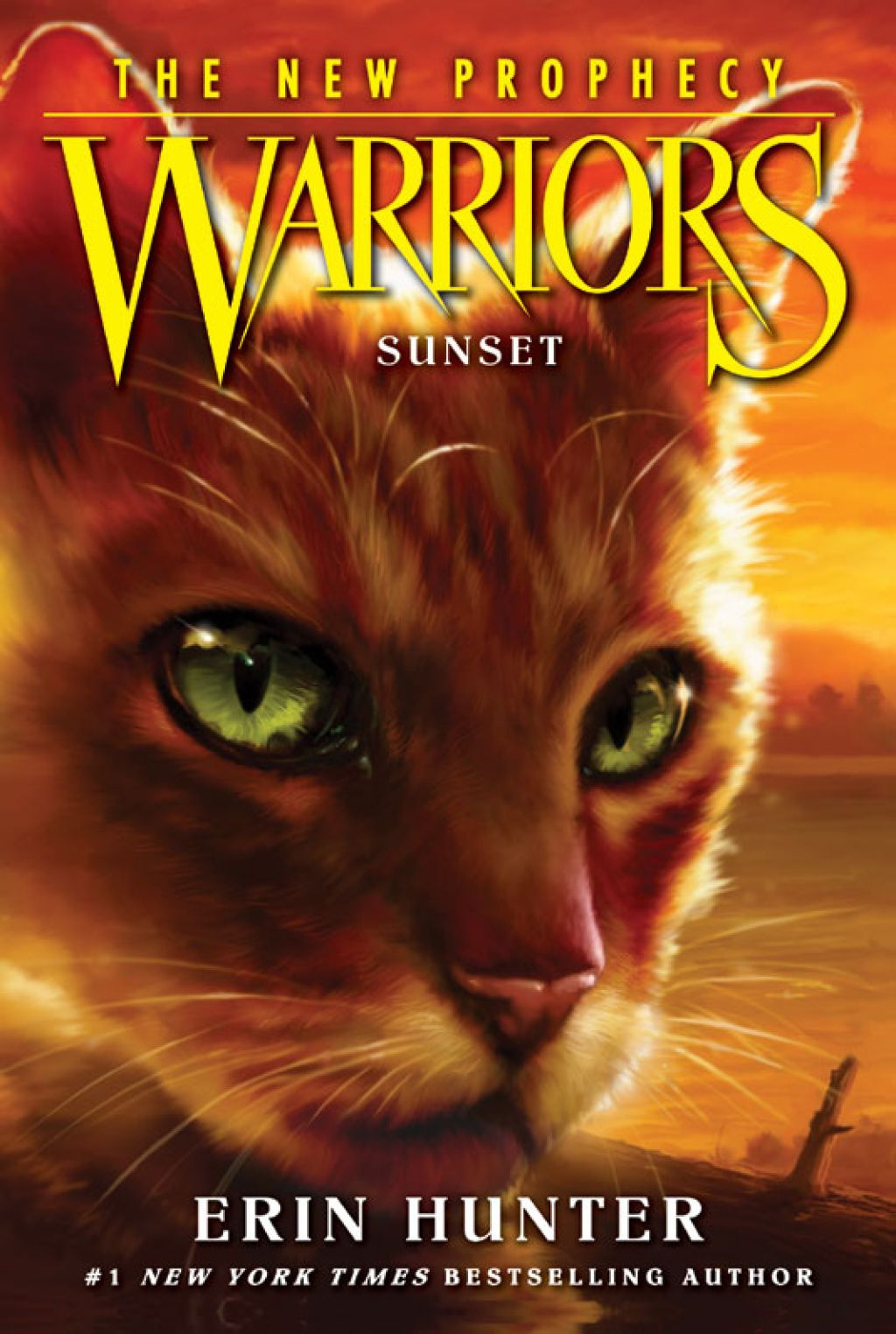 Warriors The New Prophecy 6 Sunset (eBook) Warrior