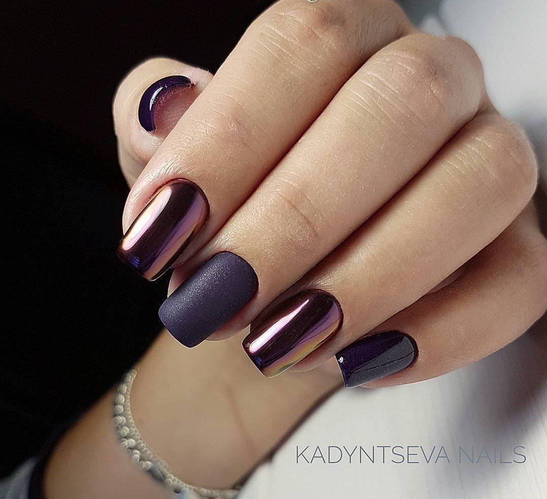 Идеи маникюра | Nails nails nails | Pinterest | Diseños de uñas ...