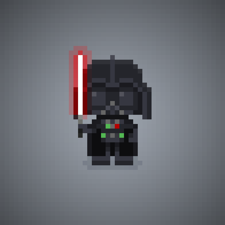 Special May The 4th Be With You Famous Characters In Pixel