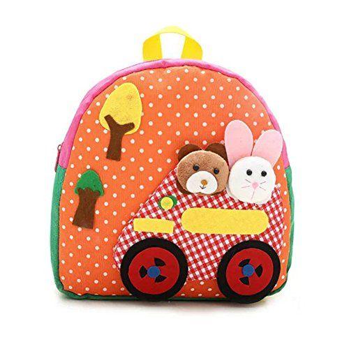 Skyflying Cartoon Canvas Kids Backpack Baby Boys Girls To... https    e25f841cd0c7e