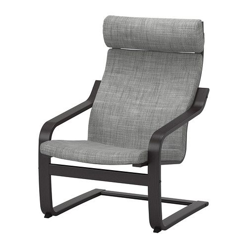 Po 196 Ng Chair Ikea Layer Glued Bent Beech Frame Gives