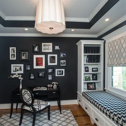 great dark walls