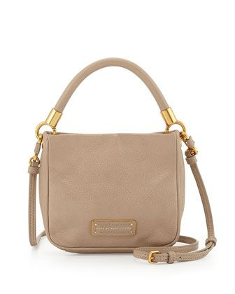 Too+Hot+to+Handle+Hoctor+Crossbody+Bag,+Tracker+Tan++by+MARC+by+Marc+Jacobs +at+Neiman+Marcus. fc80eba866