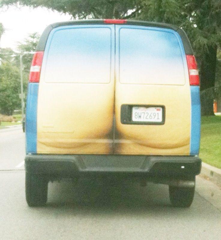 vans funny