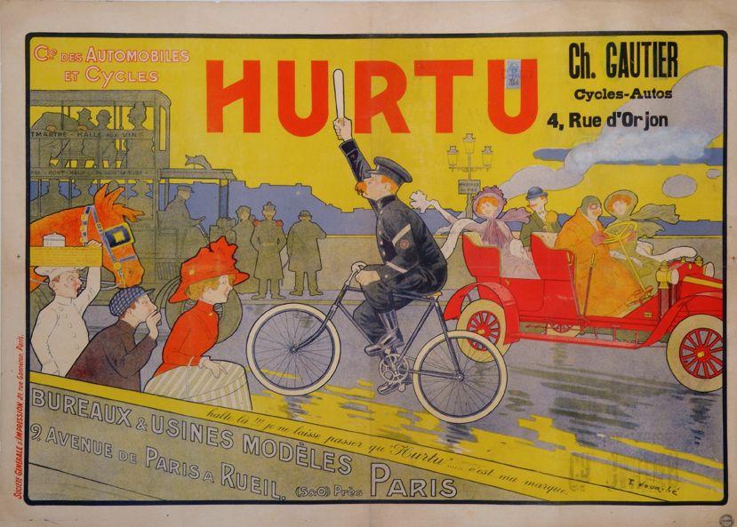 1910 HURTU RUEIL