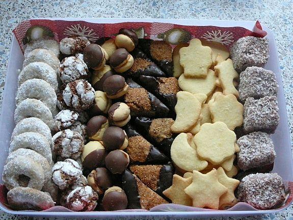 Weihnachtskekse Diabetiker.Weihnachtskekse Mit Viel Liebe Klein Und Mundgerecht Selbst Gebacken