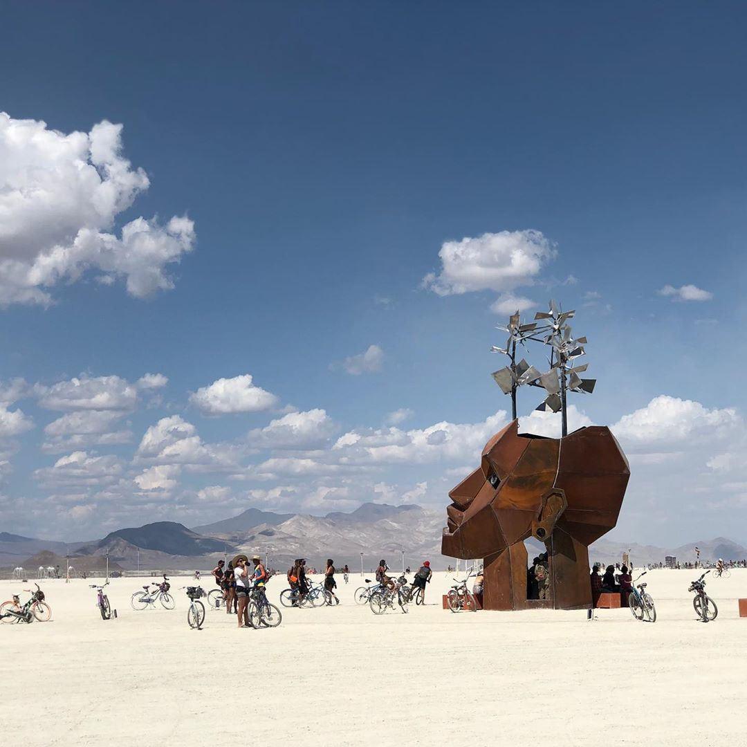 Learn about the 2014 Burning Man in Black Rock Desert, Nevada