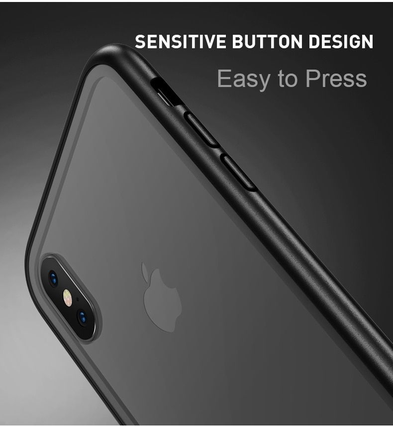 360 adsorption case for iphone xr xs max x 8 7