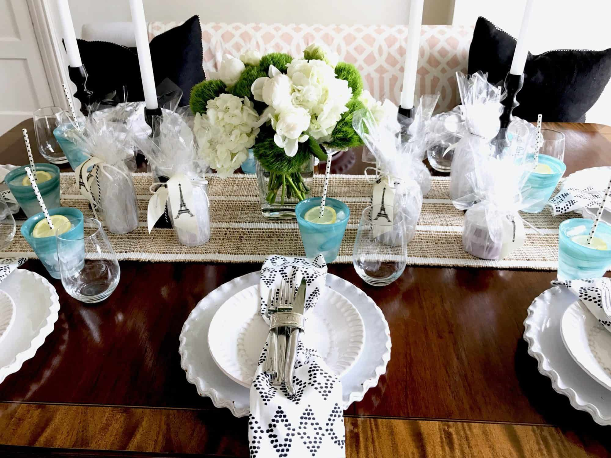 12 Months Of Table Setting Ideas Classic Casual Home Dinner Party Table Table Settings Dinner Party Table Settings