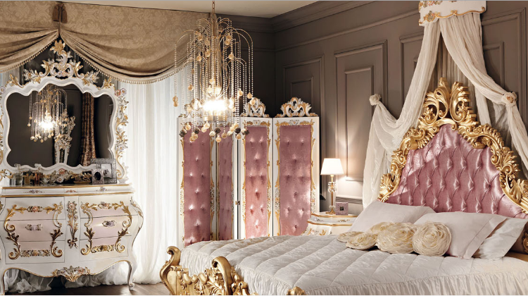 The Most Luxurious Bedroom Furniture Sets In The World Projeto