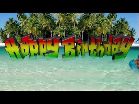 Reggae Paradise Happy Birthday Jamaican Jubilation Pinterest