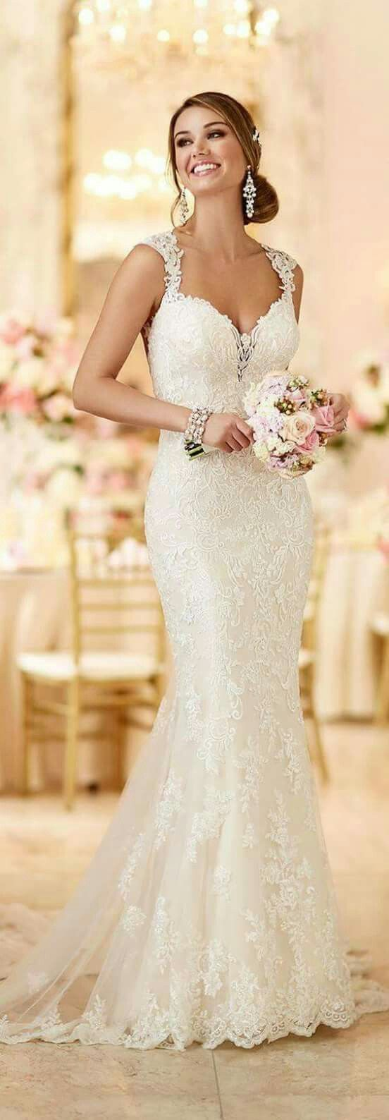White and blue wedding dresses  Pin by Simona Rasquinha on Lace wedding dresses  Pinterest