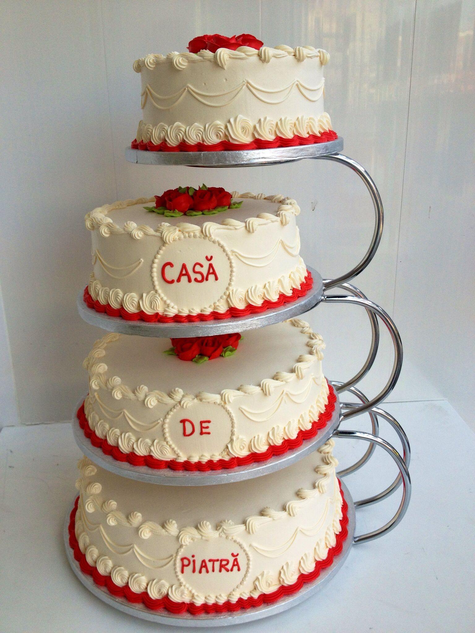 4 Tier Fresh Cream Wedding Cake Wedding Cakes Cream Wedding