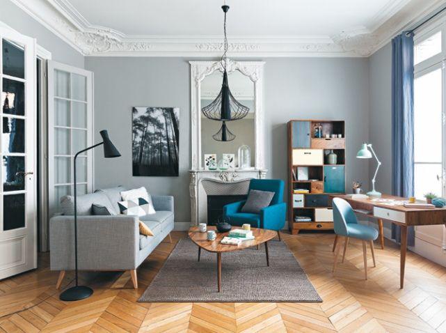 40 idées déco pour le salon elle décoration déco par style