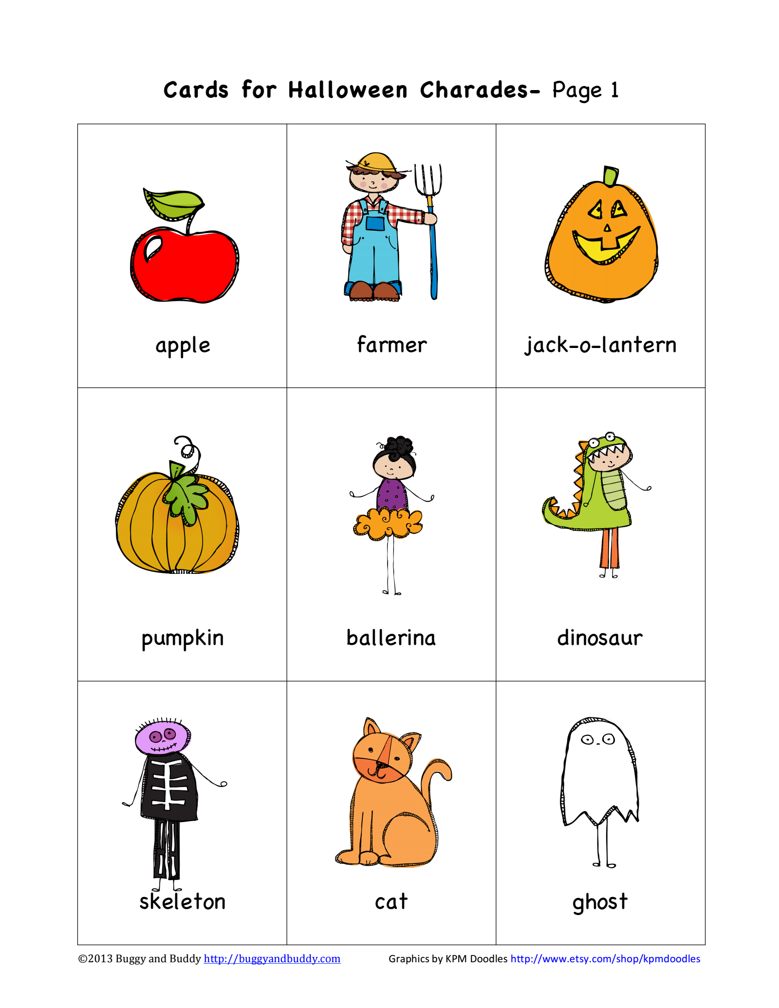 page 1 of 1 | halloween party games | pinterest | halloween party