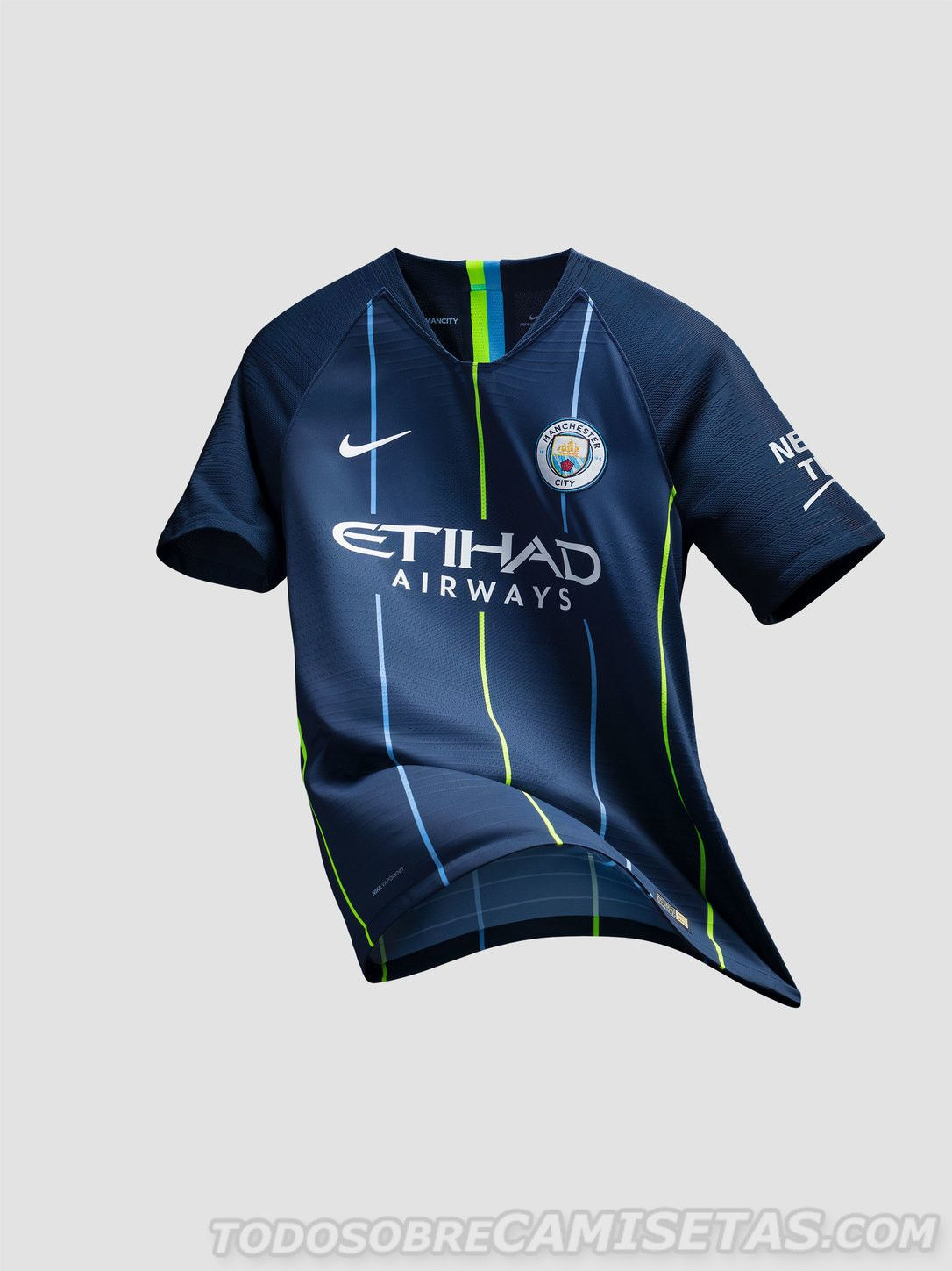 Manchester City 2018-19 Nike Away Kit  3f418c16a