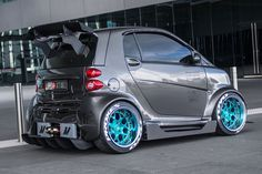 Amazing Smart ForTwo A Car Only For WasiHafs Images