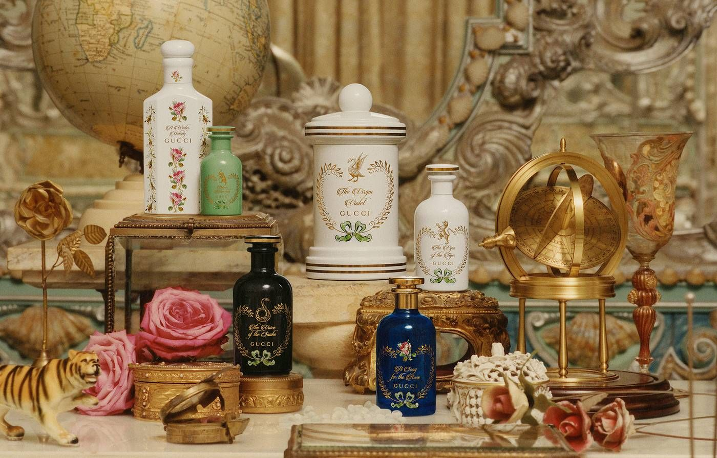The Alchemist's Garden | MUSK, METHYL-IONONE AND MORE