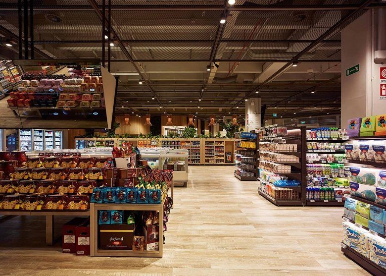 Supermercato Del Futuro at Bicocca Village, Milano, 2016 - Area-17 ...