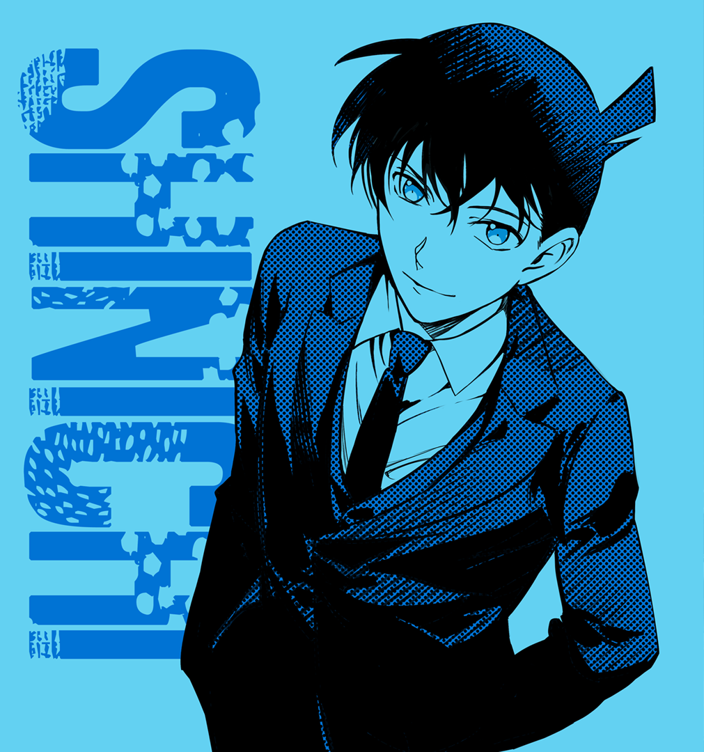 [SƯU TẦM] Anime Art Anime, Detective, Kaito