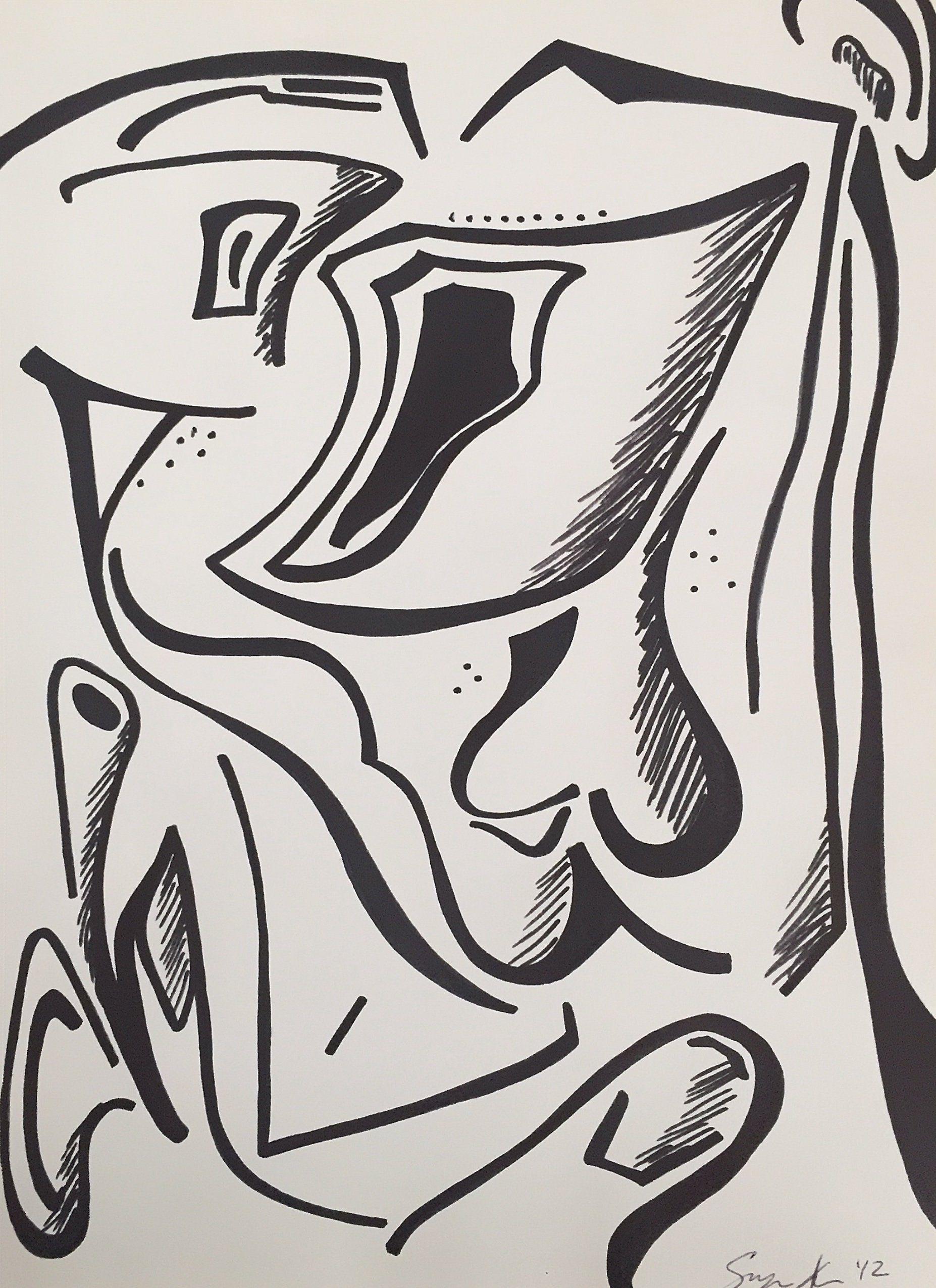 Cartoons Abstract Art Cartoon Drawings Character Drawings