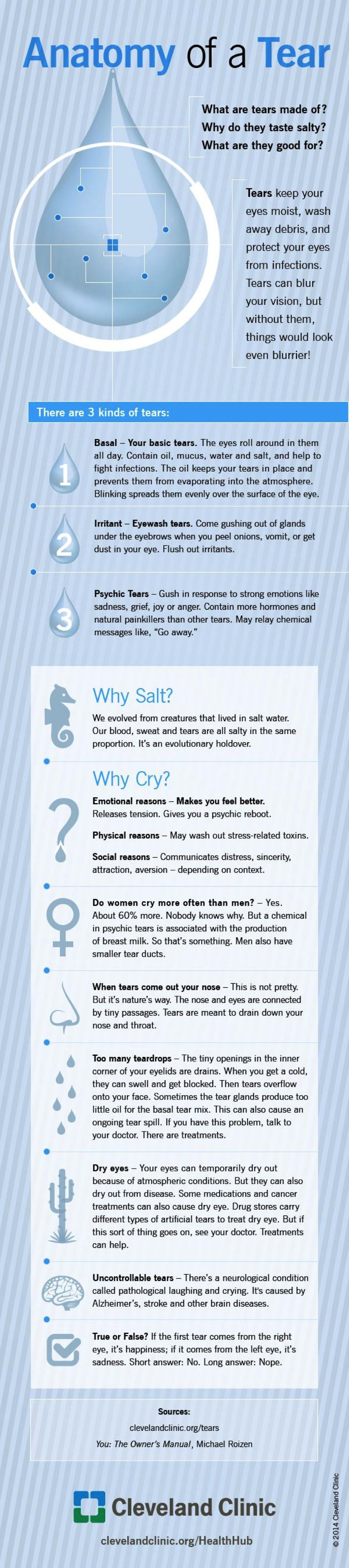 Anatomy of a Tear