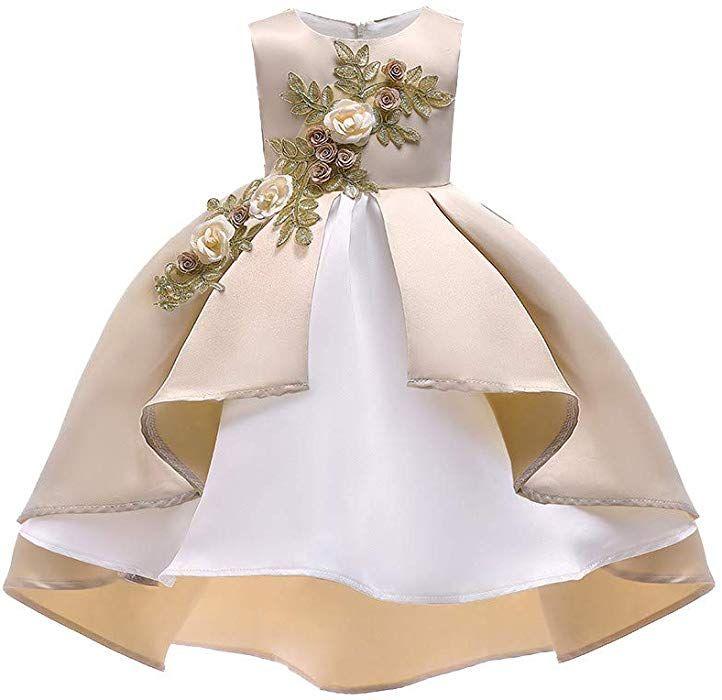 Abiti Eleganti X Bambina.Topgrowth Vestito Per Cerimonie Da Bambina Elegante Ragazze Abito