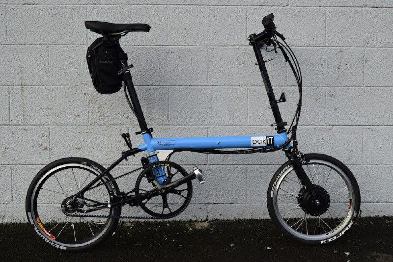 Bike Friday E Pakit Folding Bike Bici Bicicletas Mini