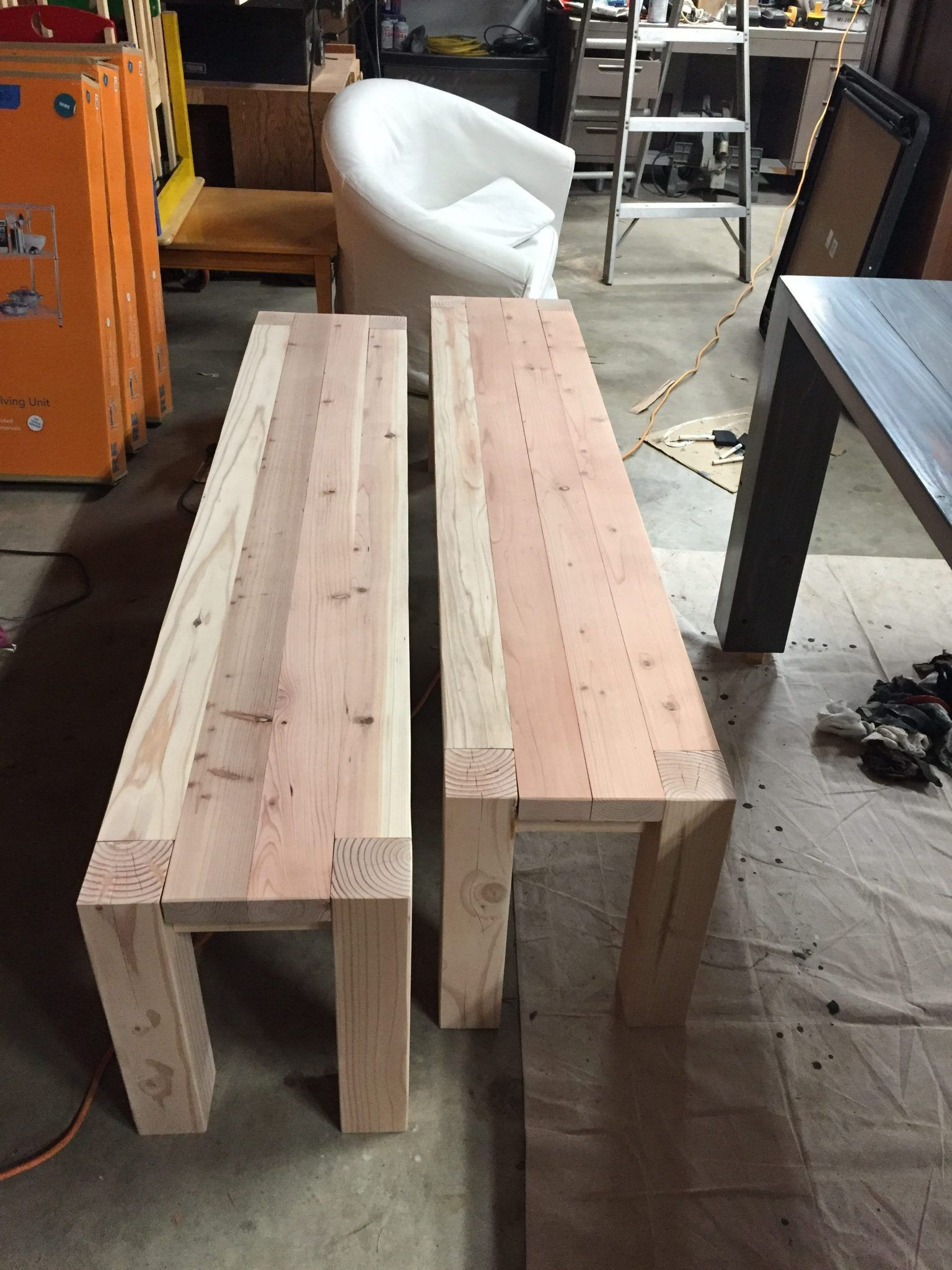 Photo of How To Build a DIY Farmhouse Dining Room Table | SawsHub