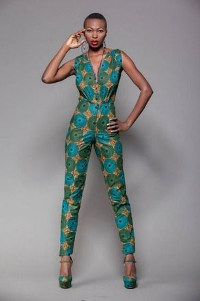 f81a4bd65ee0 50 Fabulous Modern Ways to Wear African Fabric