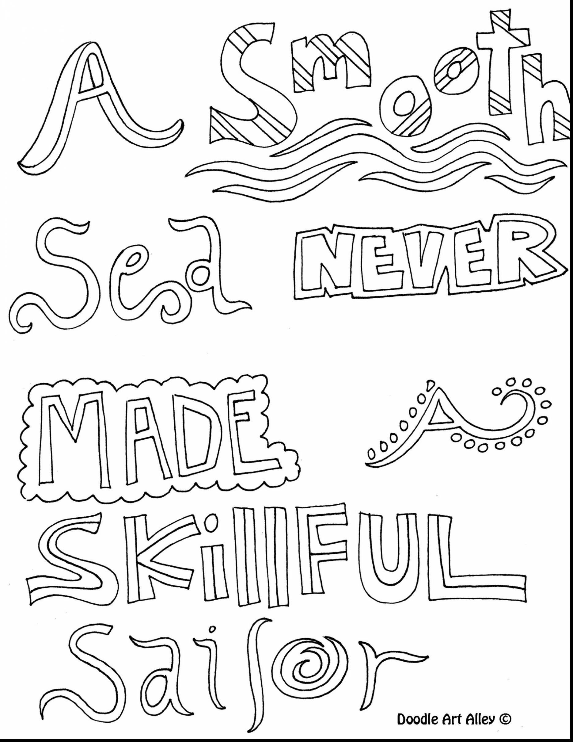 30 Inspirational Inspirational Quotes Coloring Pages Quote