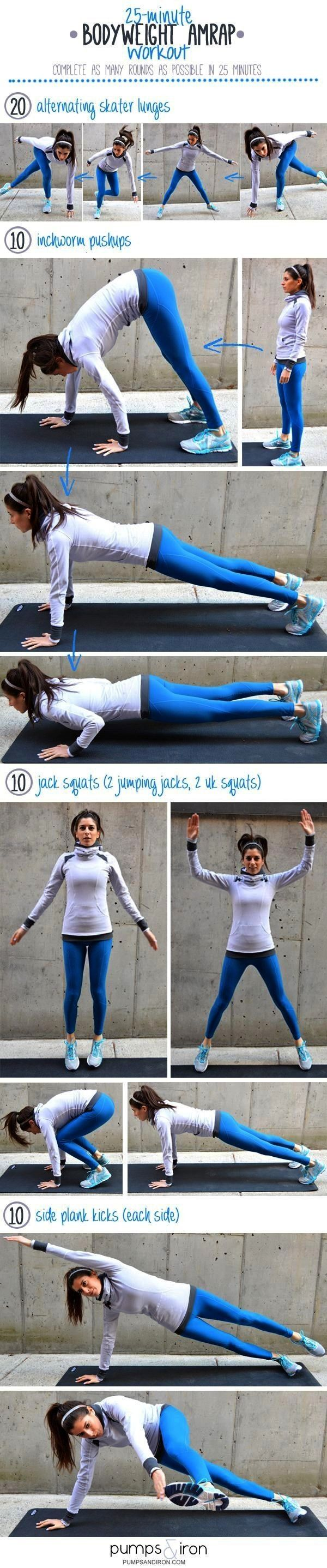 #anytime25minute #amrap25minute #bodyweight #transform #exercise #yourself #25minute #fitness #anyti...