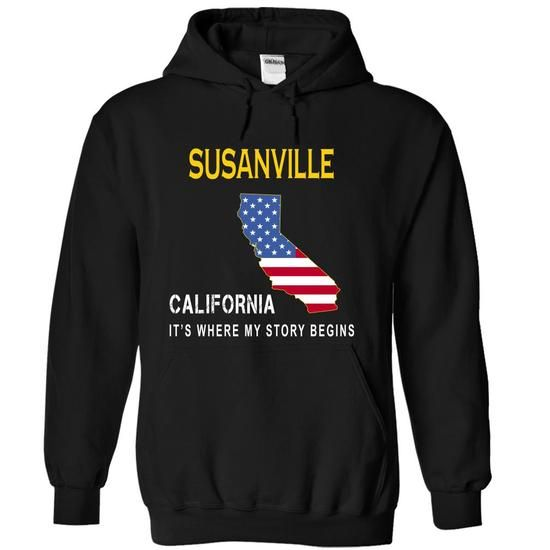 SUSANVILLE - Its Where My Story Begins - #boyfriend gift #candy gift. CLICK HERE => https://www.sunfrog.com/States/SUSANVILLE--Its-Where-My-Story-Begins-zxgub-Black-14940454-Hoodie.html?68278